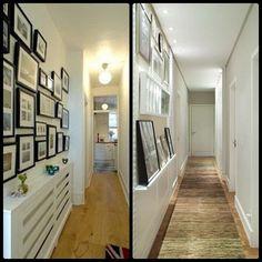 como decorar um corredor estreito 6
