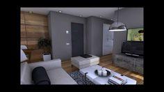 Diseño interior: Apartamento 50m2