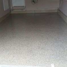 Rhino Linings of Ocean County. Rhino HomePro applied to a floor in Bricktown, NJ is the color mojave.