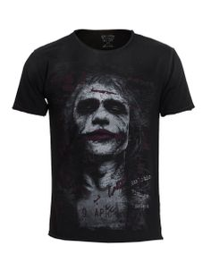 ATHLETICVINTAGENY Joker Anthracite Cotton t-shirt with print Tank Man c18c47b72c