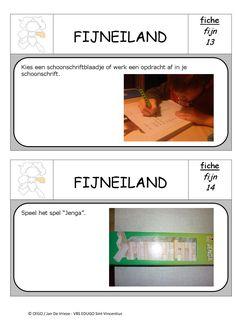 Fijneiland opdrachten 7 School Organisation, Creative Teaching, Make It Simple, Coaching, Box, Public, Author, Archipelago, Index Cards