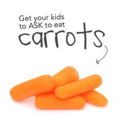 carrot, kid