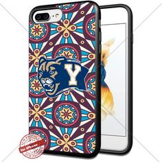 Retro,NCAA,Brigham Young Cougars, Cool iPhone 7 Plus Smar…