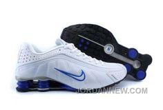 http://www.jordannew.com/mens-nike-shox-r4-shoes-white-blue-grey-new-style.html MEN'S NIKE SHOX R4 SHOES WHITE/BLUE/GREY NEW STYLE Only $77.50 , Free Shipping!