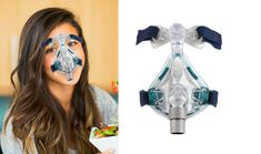 Does CPAP Mask Cause Acne? Prevention and Remedies Cpap Cleaning, Oxygen Mask, Saving A Marriage, Cool Inventions, Pole Dancing, Aesthetic Girl, Mask Design, Remedies, Sexy