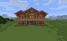 Minecraft House idea