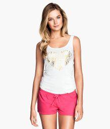 2-piece Pajamas H&M