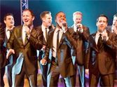 Watch a Heavenly A Cappella Mashup of I'm Yours & Somewhere Over the Rainbow!  Loved it, there harnony is great!