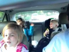 Bohemian Rhapsody On The Way To school :)  This dad is awesome!