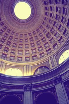 The Pantheon- Rome, Italy