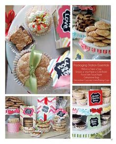 Cookie Exchange Party by @Pen N' Paperflowers #thepartydressmagazine  #holidayentertaining