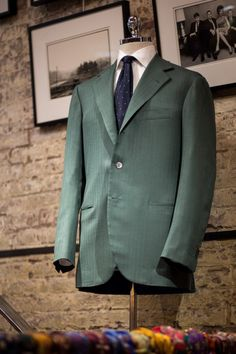jhilla: The Liverano jacket in every stage of the process. At...
