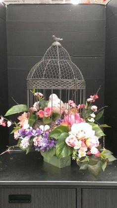 Large birdcage design...Robin Evans