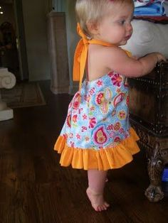 Toddler dress,, going to make this for Kaydence...