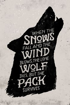 """""""That's a saying we have as wolves."""" Conan tells Jack. """"It is the wolf version of United we stand, divided we fall."""""""