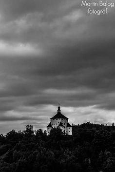 New castle :) in Banská Štiavnica. Photo: Martin Balog