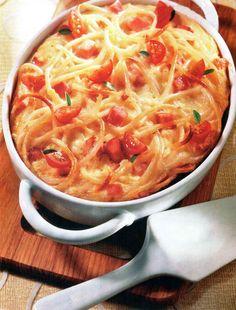 Запеченные макароны с сыром - Powered by @ultimaterecipe