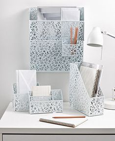 Design Ideas Desk Organization - Stationery - for the home - Macy's