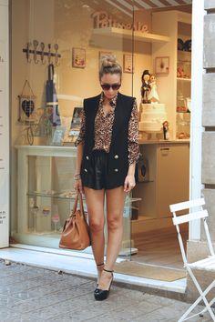 My Showroom Blog: Retro European Fashion Cross Bar Aviator Sunglasses 8947