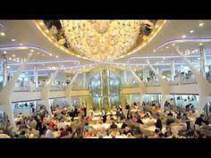 Celebrity Solstice - great video of what's onboard (March 2013).