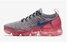the latest 44f1b 288ba Cheap Nike Air VaporMax 2 Ultramarine 942843-104 ULTRAMARINE-HOT PUNCH-BLACK  For