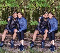 Actors Gossips: Virat Kohli Anushka Sharma take the road less travelled in latest pics from New Zealand vacation