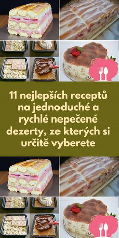 Cheesecake, No Bake Cookies, Nutella, Tiramisu, Cakes, Baking, Breakfast, Desserts, Food