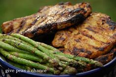 Give Peas a Chance: Coconut Curry Pork Chops