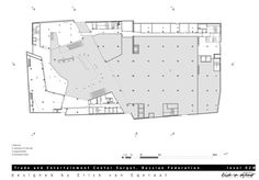 Vershina Trade and Entertainment Center,plan 03