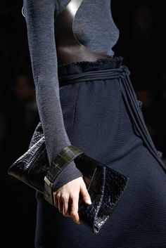 Bag, handbag and purse round-up from the autumn/winter 2015 shows | British Vogue