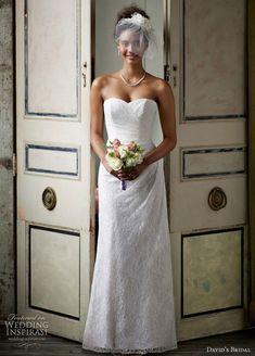 David's Bridal Collection Wedding Dresses   Wedding Inspirasi