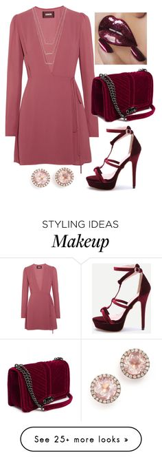 """""""Blush"""" by vettec on Polyvore featuring Reformation, ERTH and Dana Rebecca Designs"""