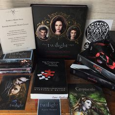 The twilight collection.