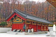 Daum 블로그 - 이미지 원본보기 Korean Traditional, Traditional House, Cabin, Architecture, House Styles, Home Decor, Arquitetura, Decoration Home, Room Decor