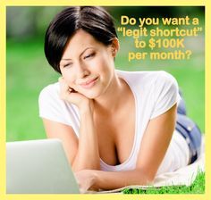 "Do you want a ""legit shortcut"" to $100K per month?  => http://clickclonecash.fb-gold-digger.com (Watch NOW)  >> Making over $100k a month << is now really possible thanks to Josh and his new secret. Yes - FREE but only if you act right NOW!"