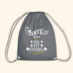 TANTE COOL FIT STILVOLL JAHRGANG 1971 | TANTE GEBURTSTAG Tante Geburtstag #tante #geburtstag #Jahrgang #1971 #jung #fit #stilvolle Drawstring Backpack, Cool Stuff, Fitness, Bags, Aunts, Cool Presents, Women's T Shirts, Birthday, Cool Things