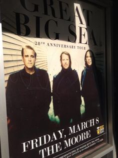 Alan Doyle (alanthomasdoyle) on Twitter 20th Anniversary, Author, Twitter, Big, Movie Posters, 20th Birthday, Film Poster, Popcorn Posters, 20 Year Anniversary