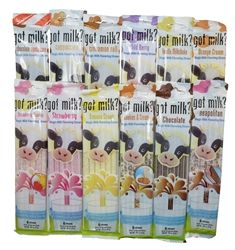 Got Milk Magic Milk Straws, Ultimate Variety Pack