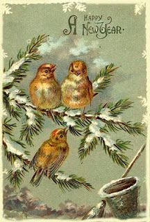 40 best vintage new year s cards images on pinterest happy new