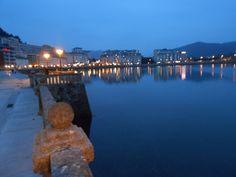 Las emociones se intensifican por la noche y un agradable paseo por Viveiro (Lugo) nos anima a expresarnos desde lo más profundo de nuestro Ser.