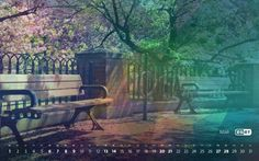 Календарь Май 2017