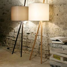 Contemporary Standing & Table Lamps by maigrau