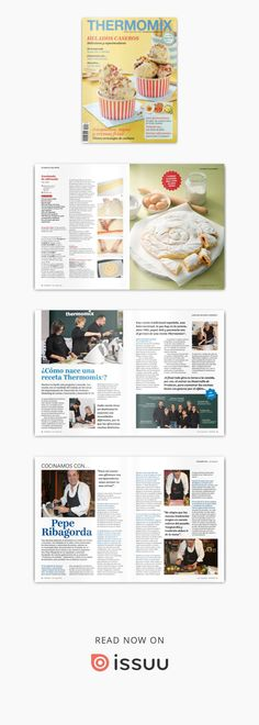 Issuu is a digital publishing platform that makes it simple to publish magazines, catalogs, newspapers, books, and more online. Easily share your publications and get them in front of Issuu's millions of monthly readers. Title: Thermomix magazine nº 94 [agosto 2016], Author: Ada Wong, Name: Thermomix magazine nº 94 [agosto 2016], Length: 100 pages, Page: 1, Published: 2017-02-02