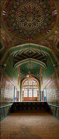Tekieh Moavenolmolk, Kermanshah - Iran