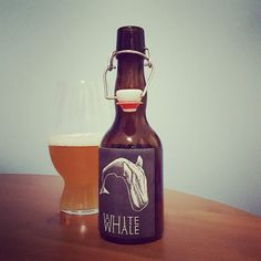 Fantastisches Heimbrauergebnis von Ahrens & Steffen. Moby Dick White IPA mit Hagebutte  #craftbeer #kiel #homebrew #whiteipa #indiapaleale #ipa #mobydick #beerporn #beerstagram #instabeer #beergasm #beernerd #beergeek #craftbeerporn #craftbeerlife #craftbeerkiel #rosehip #hagebutte #beer #bier #cerveza #cerveja #birra #øl #cheers #prost