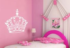 Google Image Result for http://www.my-wall-decal.com/img/l/princess_crown_wall_decal_header.jpg