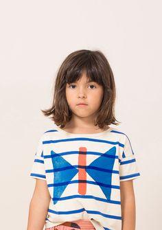 3ec9a4ba Bobo Choses - #neverendingsummer - SS18 - KIds Butterfly Tee Plan Toys, Bobo  Choses