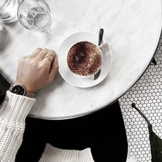morning via @world_fashion_styles  by @twiceblessed_  #coffee #coffeetime…