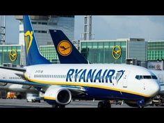 Ryanair to cancel 40-50 flights per day for six weeks - RYANAIR FLIGHT C...