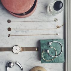 Beauty essentials @clusewatches